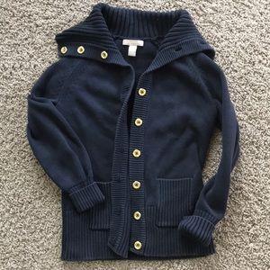 Stylish, warm banana republic sweater